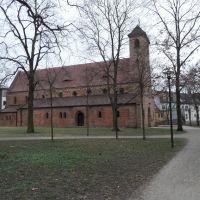 Nikolaikirche am Puschkinpark, Бранденбург