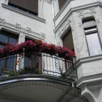 Cottbus, Jugendstilgebäude in der Schillerstraße, Котбус