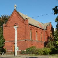 Kirche zum Heiligen Kreuz, Котбус