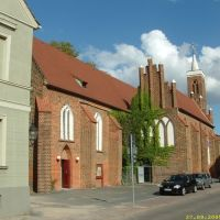 Klosterkirche, Котбус