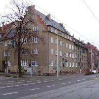Cottbus - Berliner Str. Ecke Friedrich-Engels Str., Котбус