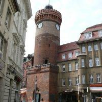 Cottbus-Sprembergerturm aus dem 13. Jahrhundert