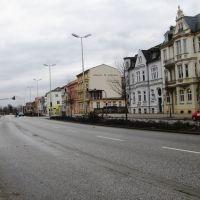 Karl-Liebknecht-Straße, Котбус