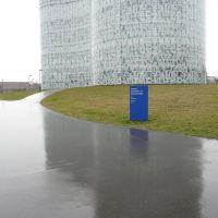 Cottbus, Bibliothek der Brandenburgischen Technischen Universität, Котбус