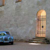 wedding car, Потсдам