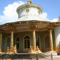 Chinesisches Teehaus-Sanssouci Park, Potsdam, Потсдам