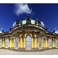 Chateau Sanssouci, Potsdam, Потсдам