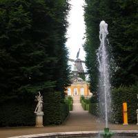 Park Sanssouci 2, Потсдам