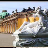 Schloss Sanssouci - Potsdam, Потсдам