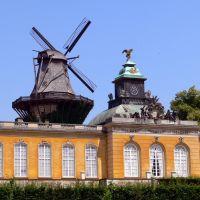 Ka/ Historische Mühle, Потсдам