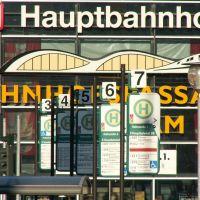 Potsdam, Hauptbahnhof, Потсдам