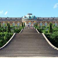 Potsdam Sanssouci - Weinbergterassen, Потсдам
