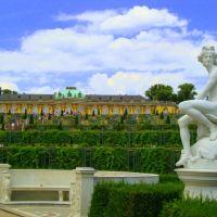Postdam Palacio Sanssouci, Потсдам