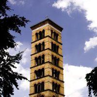 campanile der friedenskirche sanssouci, Потсдам