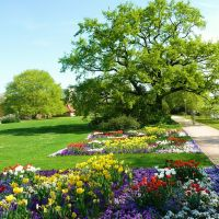 ** Lob des Frühlings **, Потсдам