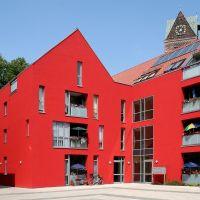 Wismar - Quartier 54/Gerkan Marg & Partner, Висмар