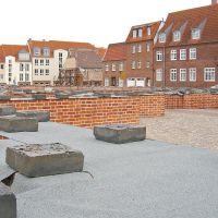 Wismar - Wiederaufbau der Kirche St. Marien 2008, Висмар