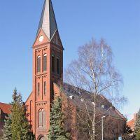 Wismar - Kirche St. Laurentius, Висмар