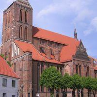Wismar, St. Nikolaikirche, Висмар