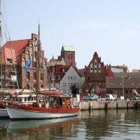 Wismar - Alter Hafen, Висмар