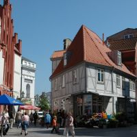 Altstadt von Wismar, Висмар