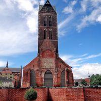 Sankt Marien in Wismar, Висмар