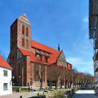 St. Nikolai, Висмар