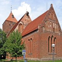 Teterow - Kirche St. Peter und Paul, Грейфсвальд