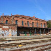 Bahnhof Teterow, Грейфсвальд
