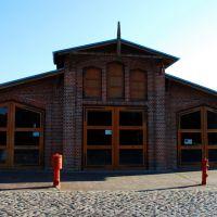 Ehemalige Feuerwache / Feuerwehrmuseum, Грейфсвальд