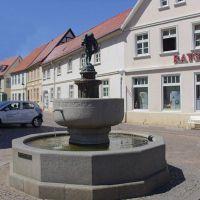 Hechtbrunnen, Грейфсвальд