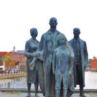 Brunnenskuptur, Грейфсвальд