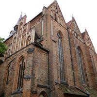 Güstrow  Pfarrkirche -  by R©my, Гюстров