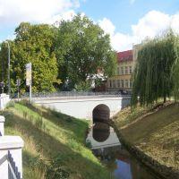 Brücke Hageböcker Straße (Güstrow), Гюстров