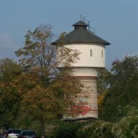 Wasserturm Paradiesweg Güstrow, Гюстров