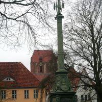 Güstrow Dom und Landesdenkmal für die Freiheitskrieger 1813-15 05.12.2007, Гюстров