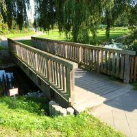 Brücke Mühlgraben (Güstrow), Гюстров