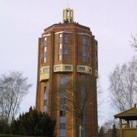 Wasserturm nach Umbau, Гюстров