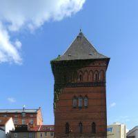 Wasserturm, Гюстров