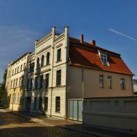 Hageböcker Straße Güstrow, Гюстров