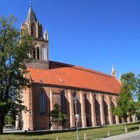 Konzertkirche in Neubrandenburg, Нойебранденбург