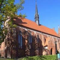 Neubrandenburg, Johanniskirche, Нойебранденбург