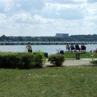 Plaża nad Tollensesee, Нойебранденбург