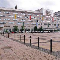 Hotel Radission - Radisson Hotel, Нойебранденбург