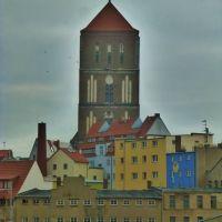 Nikolaikirche Rostock, Росток