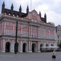 Rostock Rathaus, Росток