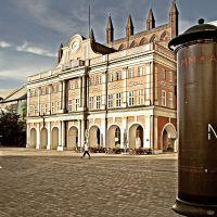 Rathaus rostock, Росток