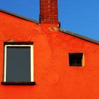 orange house, Росток