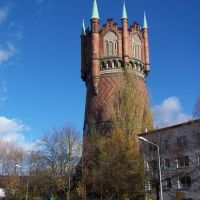 Wasserturm in Rostock, Росток
