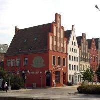 "Gasthaus ""Zur Kogge"" - Rostock, Росток"